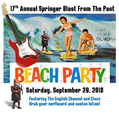 16th Annual Springer Blast From The Past